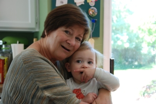 Grandma Sherry and Eliza
