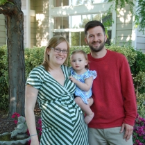 Susie & Kevin with Eliza (20 months)