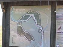 map of Saddle Mountain unit