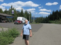 John at White Pass