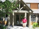 National Park Inn, where we had lunch