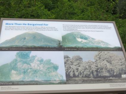 Gary Rosenquist's eruption photos