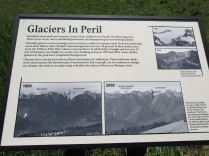 info about Glaciers shrinking over the years...