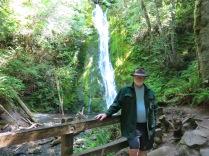 AJ at Madison Creek Falls