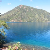 such a beautiful color... Lake Crescent