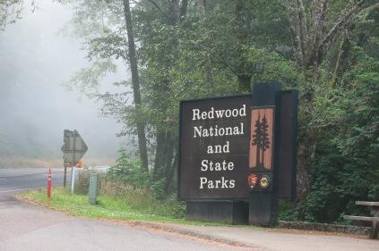 Parks sign