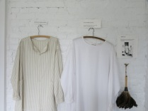 clothes worn when cleaning the lighthouse and lens