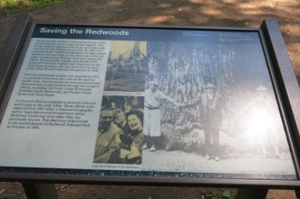 information about Save the Redwood League