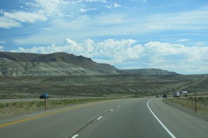 interesting western landscapes...