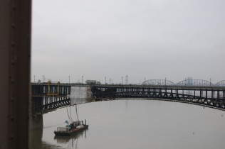 view of Mississippi from MLK Bridge