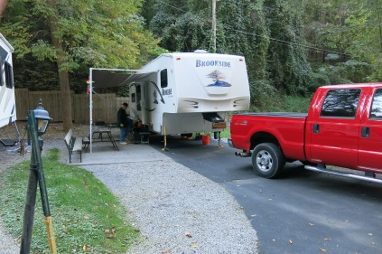 Campsite 58 - Twin Creek RV Resort