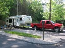 Twin Creek RV Park - Gatlinburg, NC