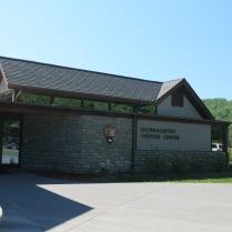 Oconaluftee Visitor Center - Great Smoky Mountains