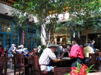 La Plaza restaurant