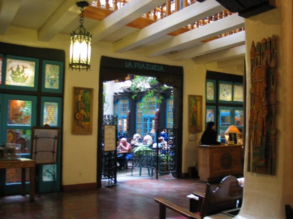 La Plazuela and La Plaza Restaurant