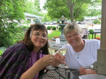Holly & Nancy - Wine Country Gardens - Defiance, MO