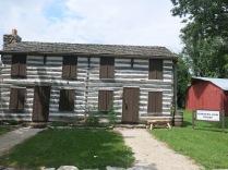 Burgess-How House c 1840 - Kimmswick, MO