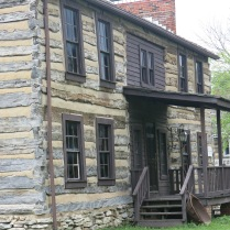 The Old House - c 1770 - Kimmswick, MO
