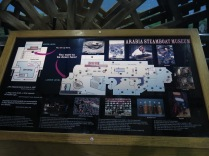 layout of the steamboat