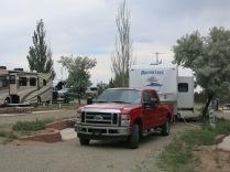 Campsite 15 - Santa Fe Skies RV Park