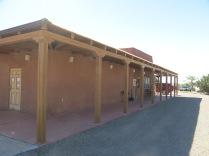 Santa Fe Skies RV Park office