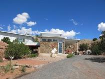 Sculpture Garden Studio, Turquoise Trail, Cerillos, NM