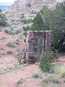 Turquoise Trail Sculpture Garden