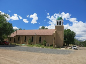 St. Joseph's Church, Cerrillos, NM
