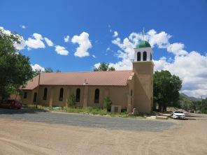 St. Joseph's Church, Cerrillos, NM