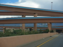 if only Spaghetti Junction in Atlanta looked this nice...
