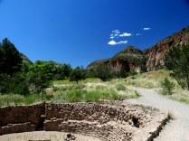 Main Loop Trail - Bandelier NM