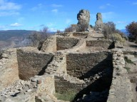 Chimney Rock National Monument archaeological site - Google Image