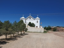 San Miguel del Vado Catholic Church