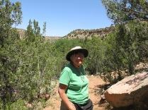 Holly, View Peak Trail