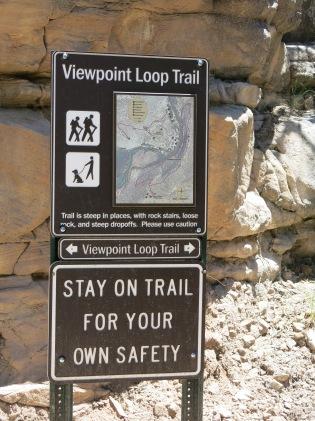 Viewpoint Loop Trail, Villanueva SP