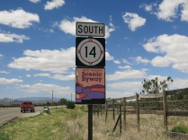 NM Scenic Byway - NM 14