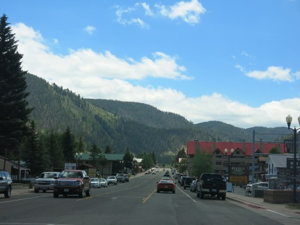 Red River, NM - 8,650 elevation - NM 38