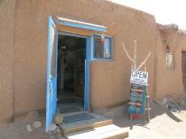 Dancing Hummingbird shop - Taos Pueblo (no photos inside)