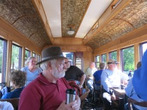 our Tourist Deluxe Train Car - Cumbres & Toltec Scenic Railroad