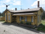 Cumbres Section House - Cumbres elev. 10,015 feet - highest point on the railroad