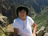 Holly at Black Canyon NP