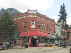 Ouray Hotel for sale...
