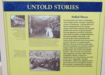 "Ouray's ""Soiled Doves"" - some local history..."