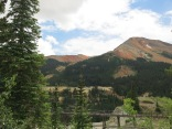 Idoradan Mine site - there is a tunnel below that goes to Telluride, 5 1/2 miles