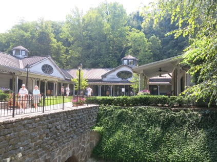 Jack Daniels Visitor Center and Distillery