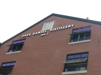 Jack Daniels holds the No 1 Certificate issued to distilleries after the prohibition