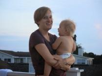 Susie and Hazel (14 months)