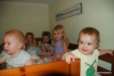 five little cousins all on the bed...