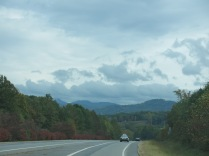 Mountains in sight!