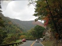 peak colors seen on one slope....